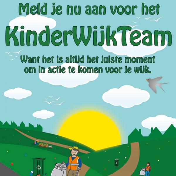Poster Kinderwijkteam