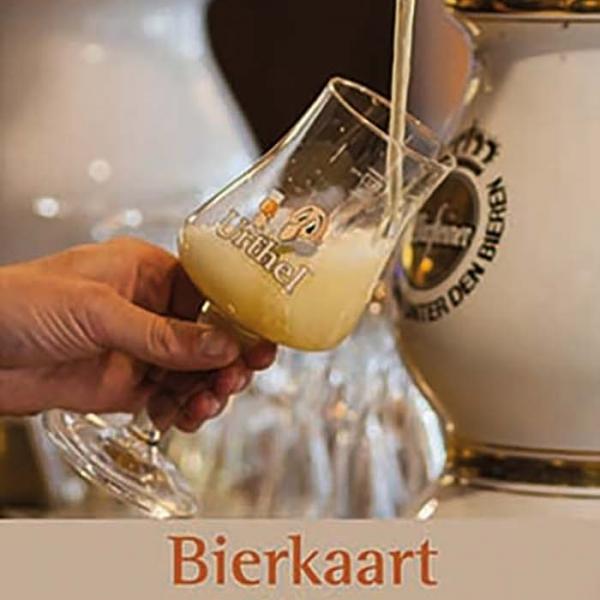 Bierkaart De Waag